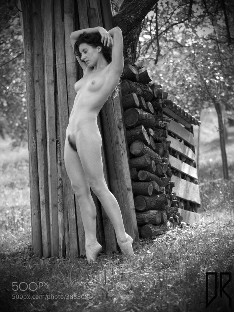 Photograph KatyT 1-21 by Daniel Rezek on 500px