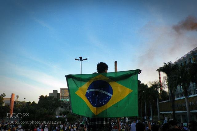 Photograph For a Best Country !! by Beto Simões on 500px