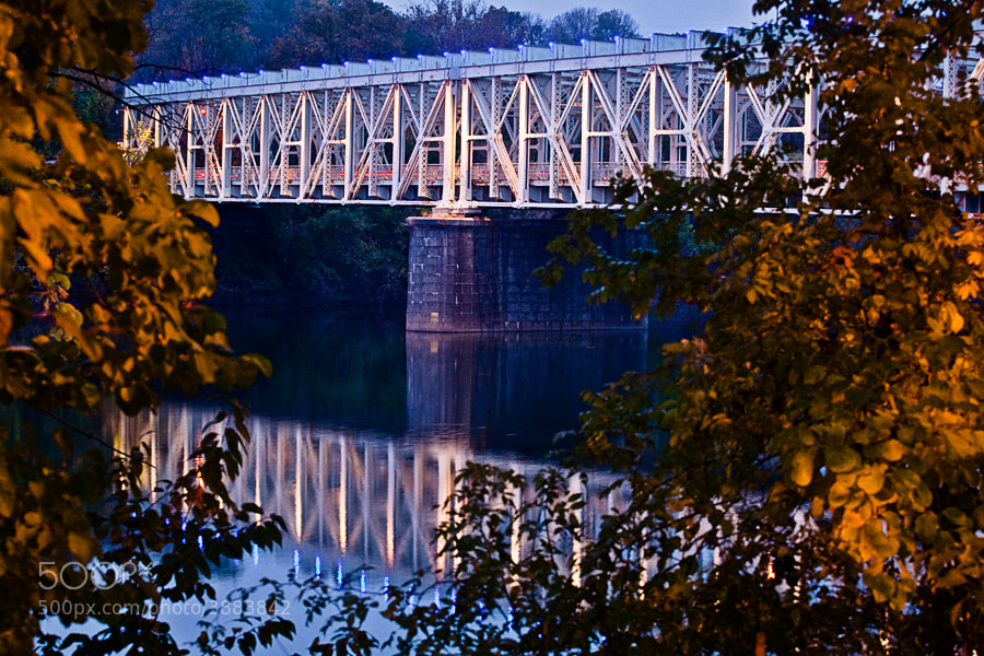 Photograph Bridge at dawn by Jack Booth on 500px