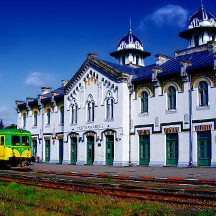 Arges station