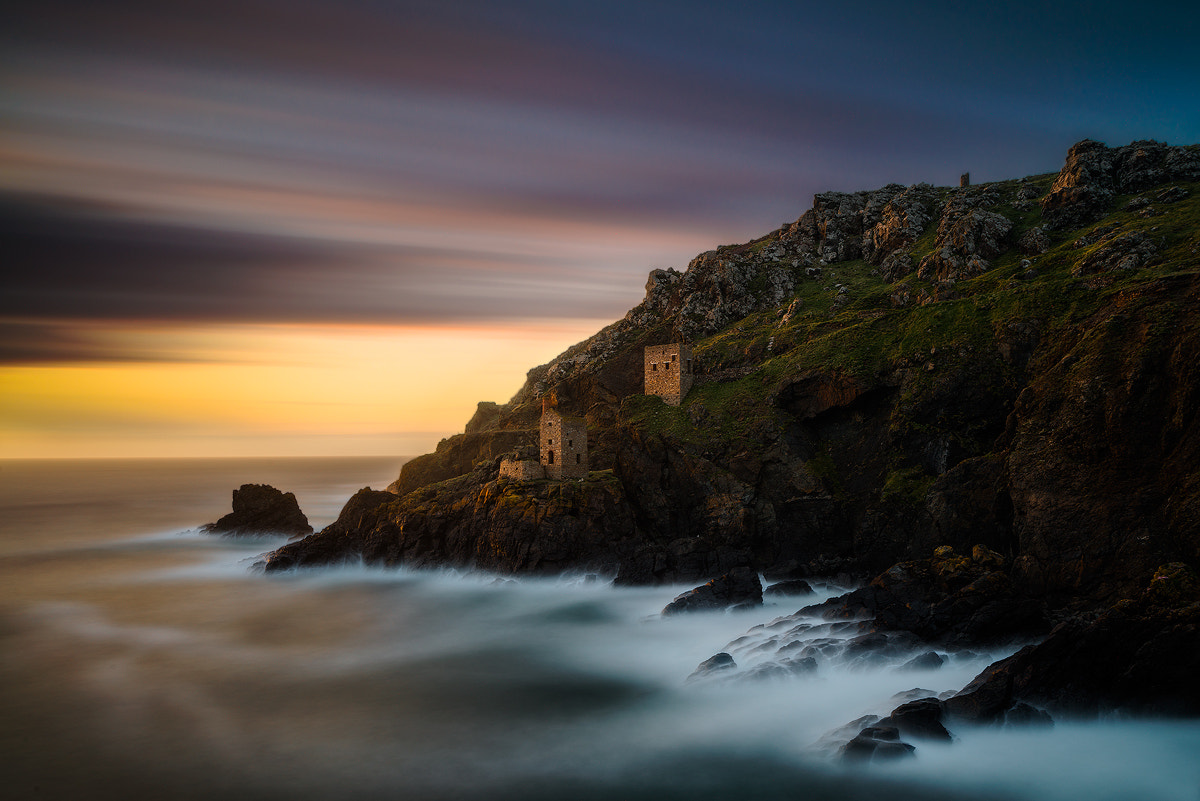 Photograph botallack by Mirek Galagus on 500px