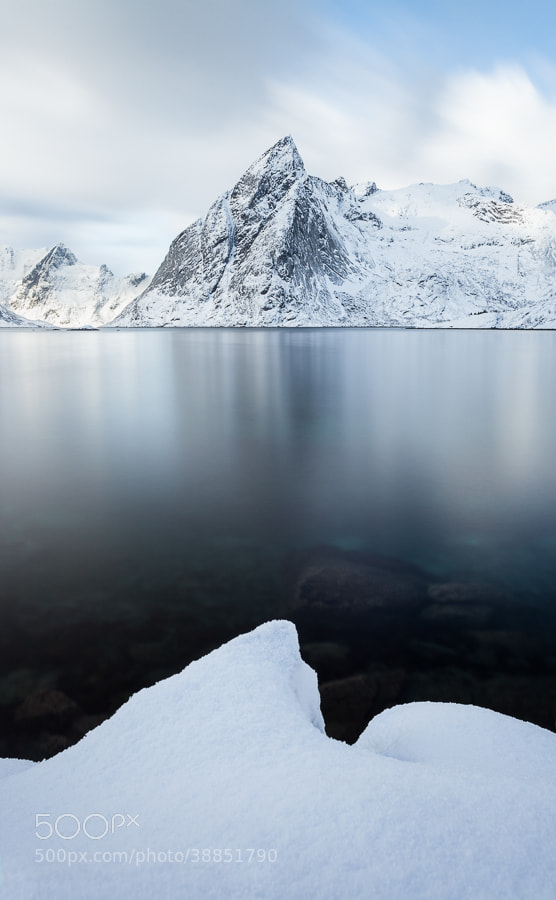 Photograph Hamnøy peaks by John Q on 500px