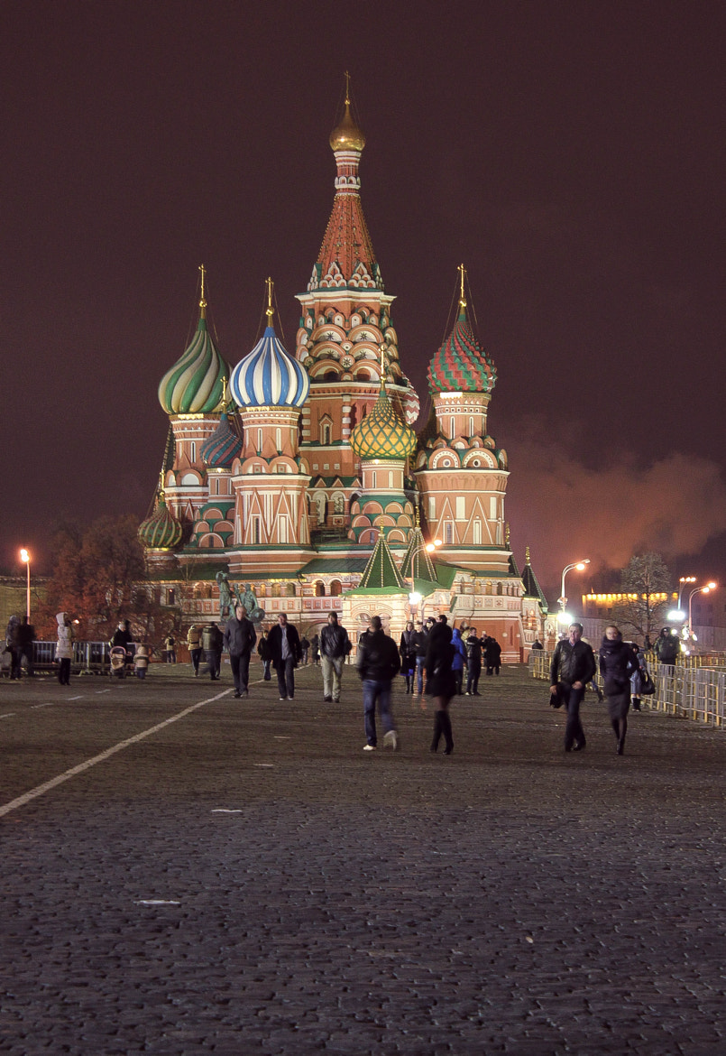 Photograph St. Basil's Cathedral by Nikolay Kotko on 500px