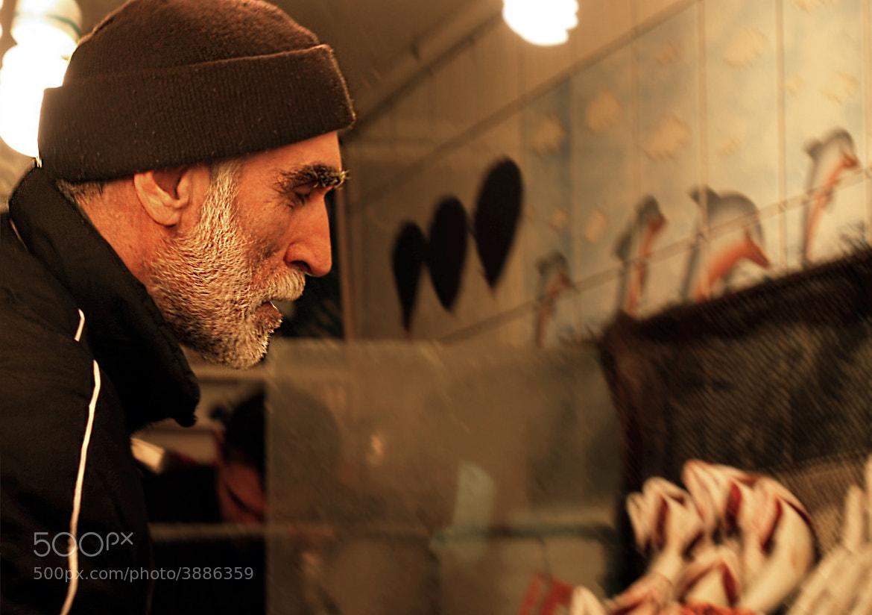 Photograph The Fisher by Nehir Kızılilsoley on 500px