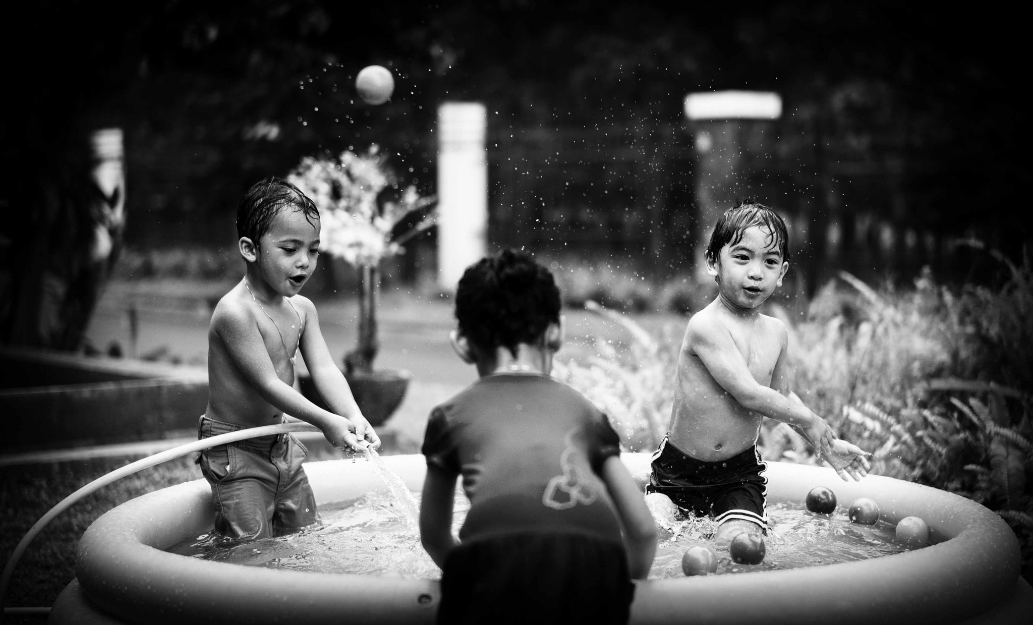 Photograph 3kids by Girindra  Tundjung on 500px