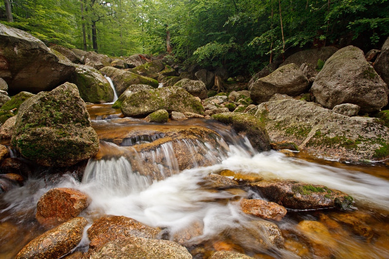 Photograph Mountain stream IV. by Petr Poppl on 500px