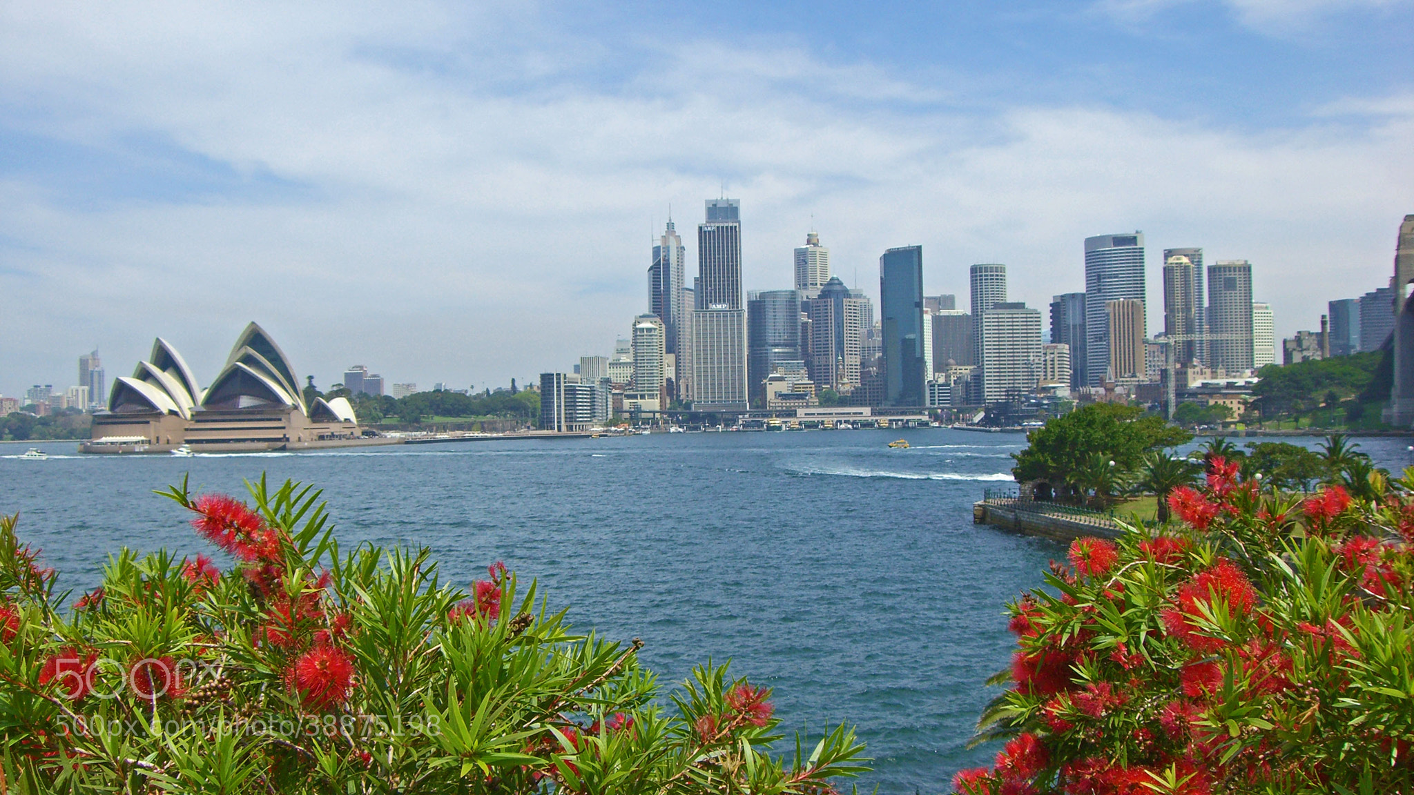 Photograph North Sydney View by Eng Yap on 500px