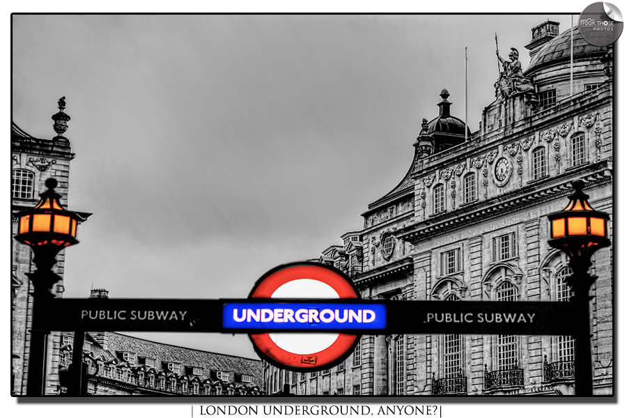 Photograph Going Underground by Sid B on 500px