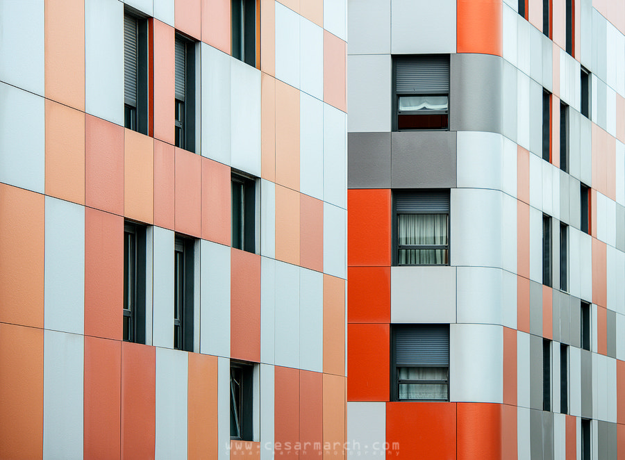 Photograph Rectangles by Cesar March on 500px