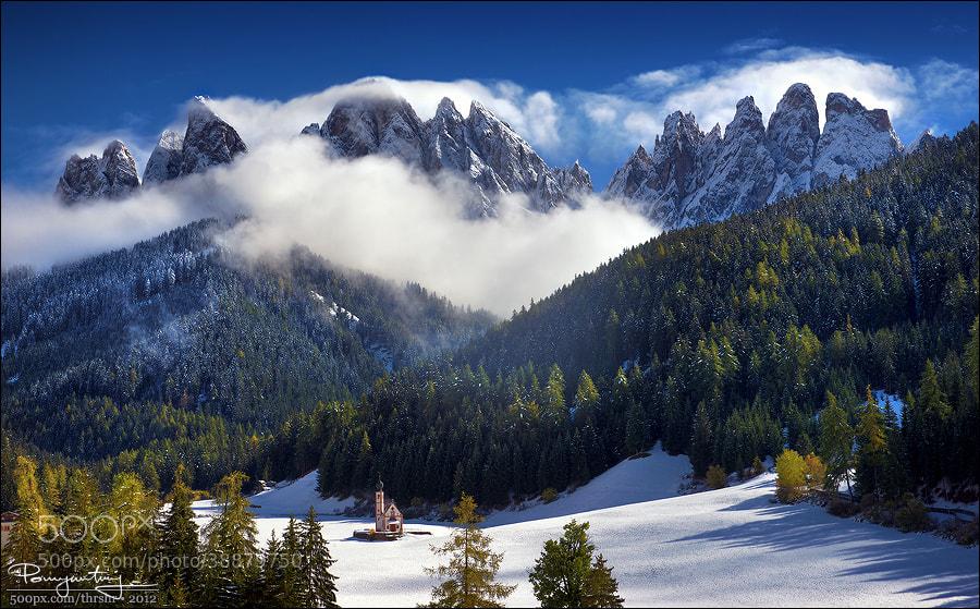 Photograph Geislerspitzen by Andrew Thrasher on 500px