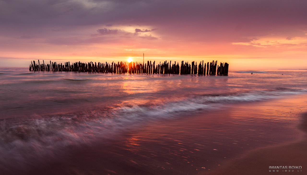 Photograph Sunset by Imantas Boiko on 500px