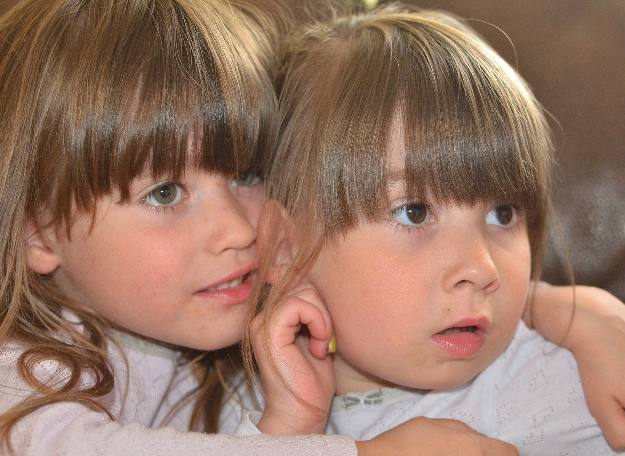 Photograph Sisterly love  by Mark Hopkins on 500px