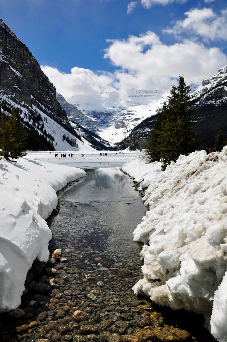 Photograph Lake louise , Alberta Canada  by Mark Hopkins on 500px
