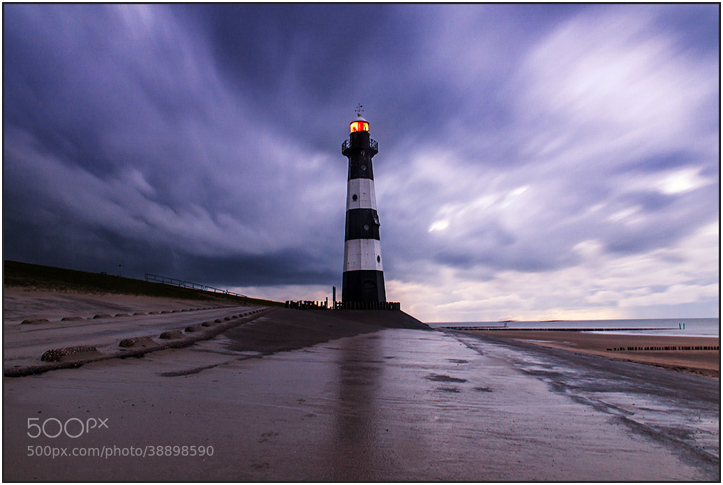 Photograph Storm over Breskens  by wim denijs on 500px