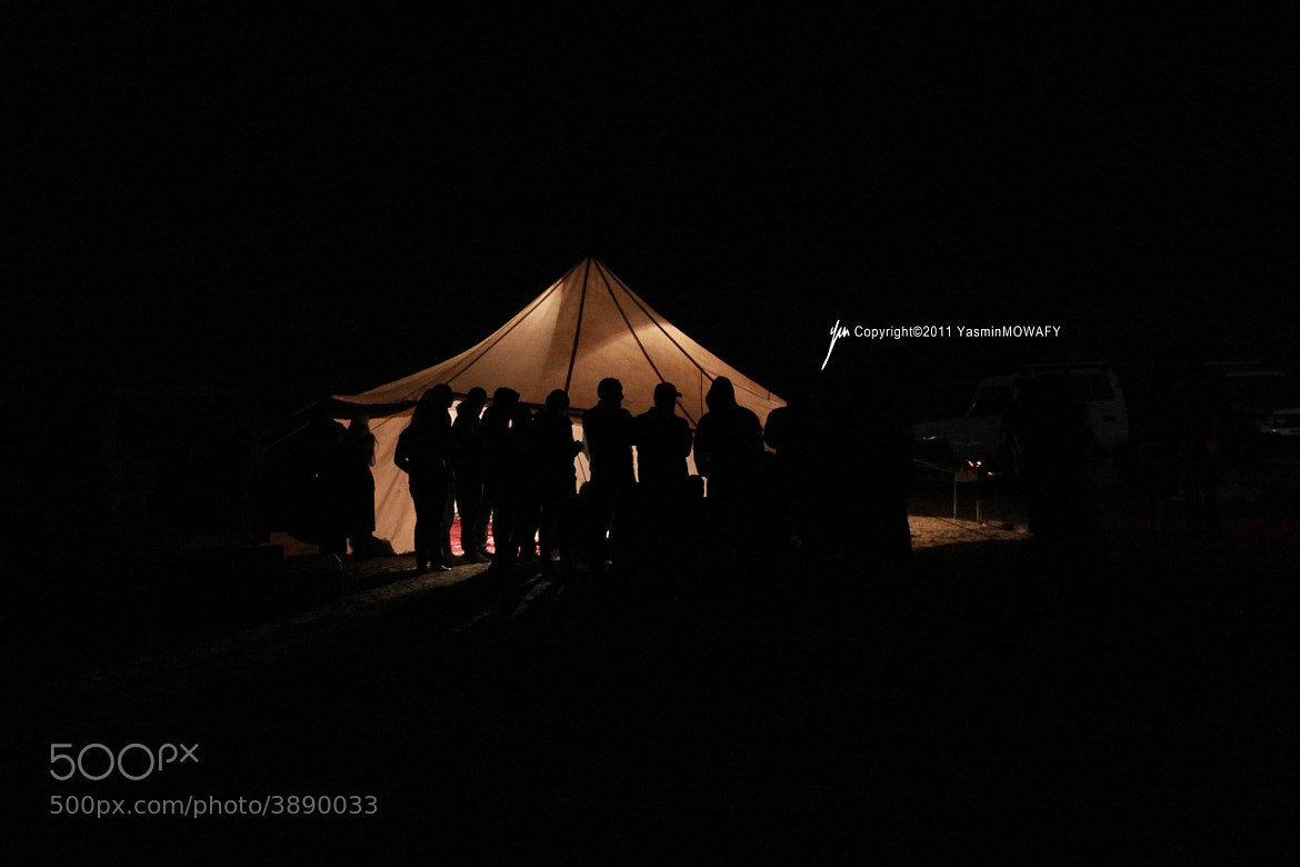 Photograph Tent by Yasmin Mowafy on 500px