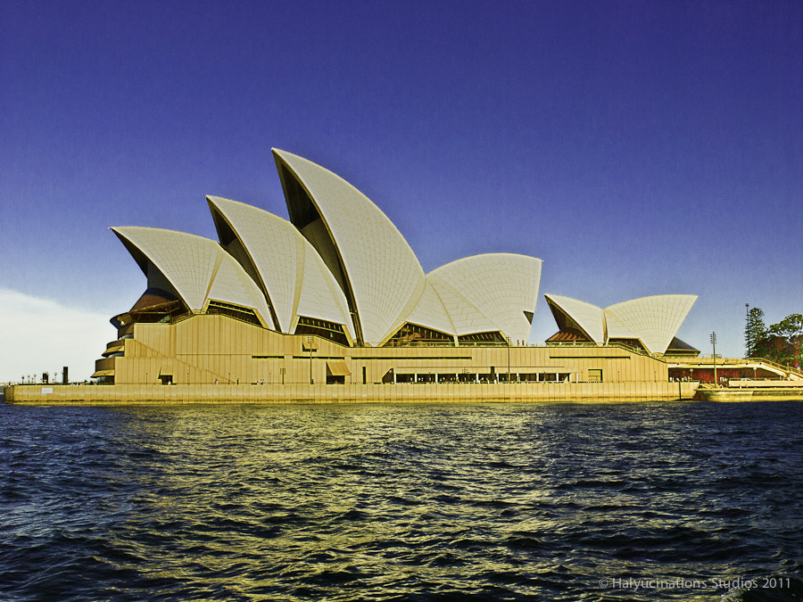 Photograph Opera House by John Haly on 500px