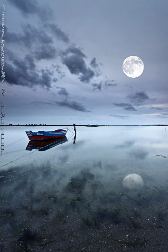 Photograph Moonlight mirror by André  Domingos on 500px