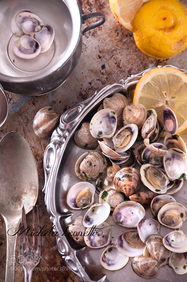 Photograph Vongole old style by Michela Leonetti on 500px
