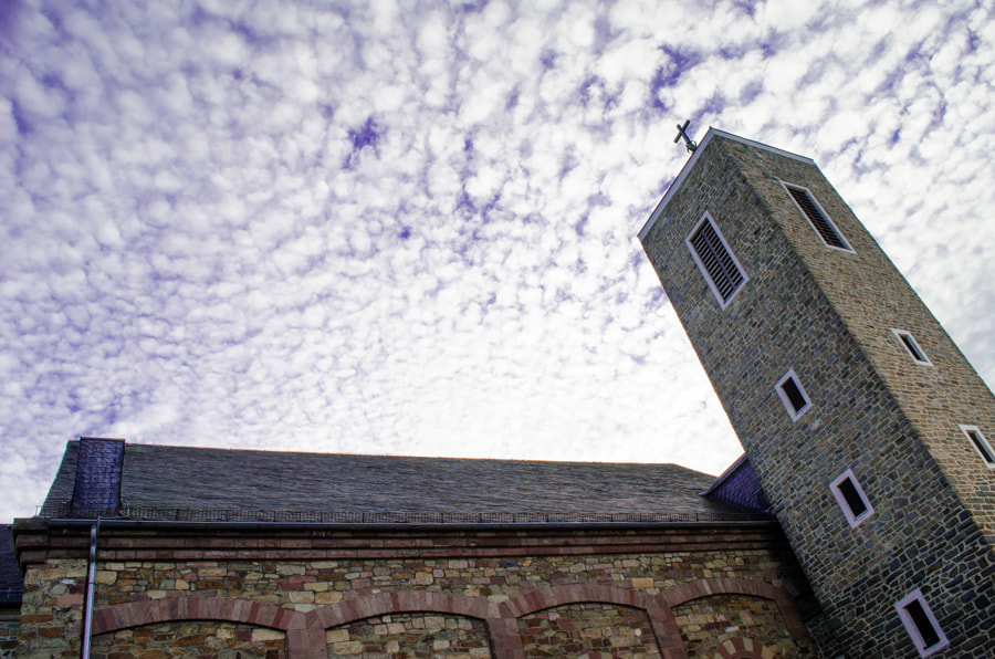 Photograph smal church II by Gunter Werner on 500px
