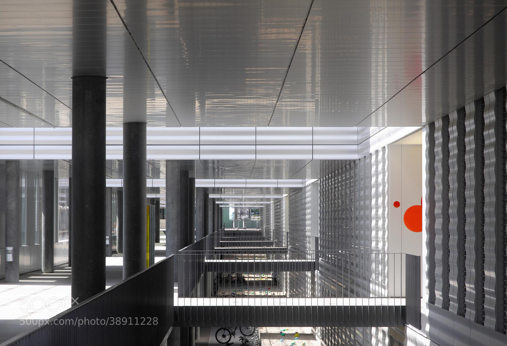 Photograph Basel université by Glusak Christian on 500px
