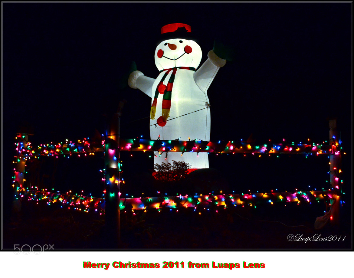 Photograph Merry Christmas by Luaps Lens on 500px