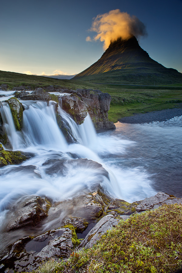 Photograph Kirkjufellsfoss by Snorri Gunnarsson on 500px