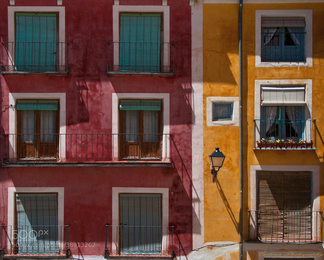 Photograph Windows & shadows by Carlos  on 500px
