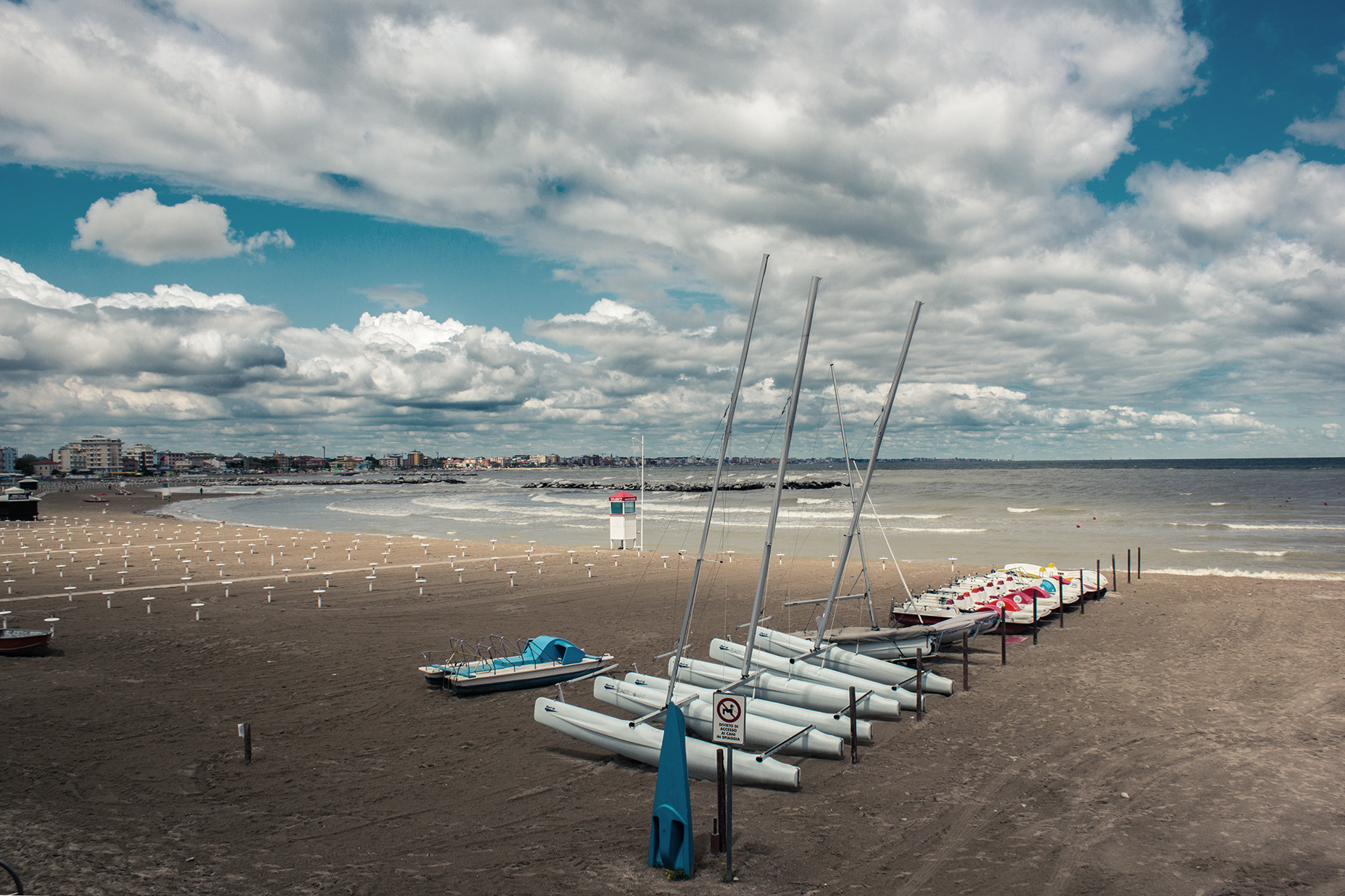 Photograph Rimini. One day in may  by mario dolce on 500px