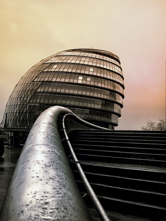 Photograph City Hall II by Isidoro M on 500px