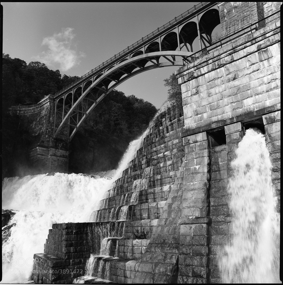 Photograph Croton Dam by Brad Tito on 500px