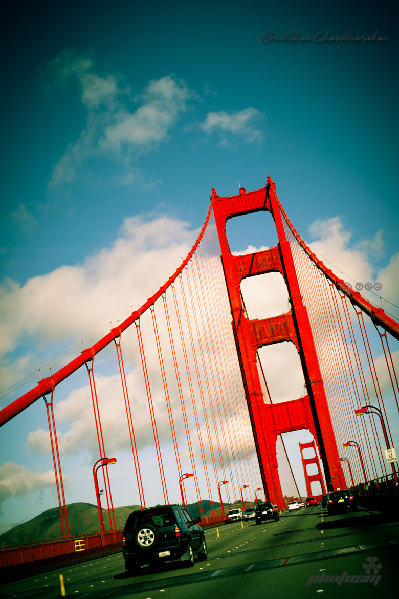 Photograph Golden Gate Bridge by giridhar c on 500px