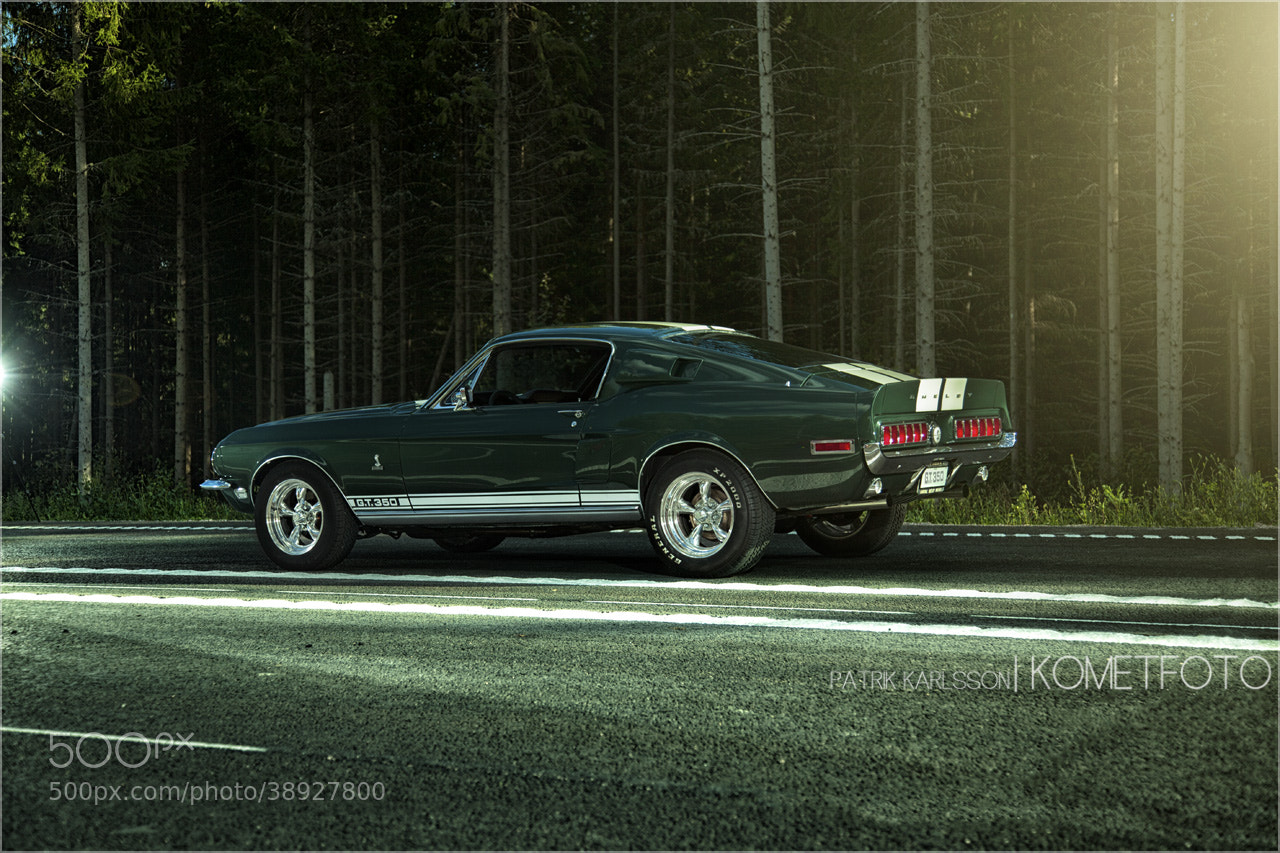 Photograph Shelby 350-GT by Patrik  Karlsson on 500px
