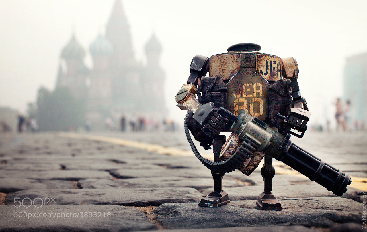 Photograph JEA Marine Bramble on the Red Square by Alex Kay on 500px
