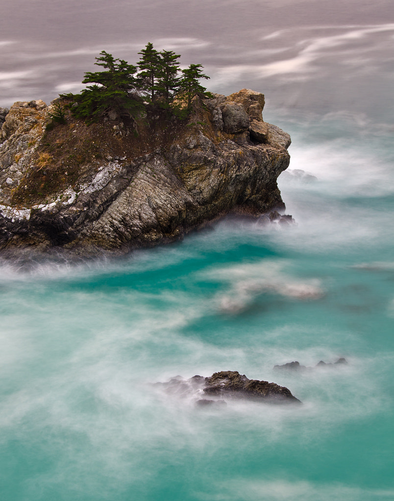 Photograph Soft Sea by Matthew Kuhns on 500px