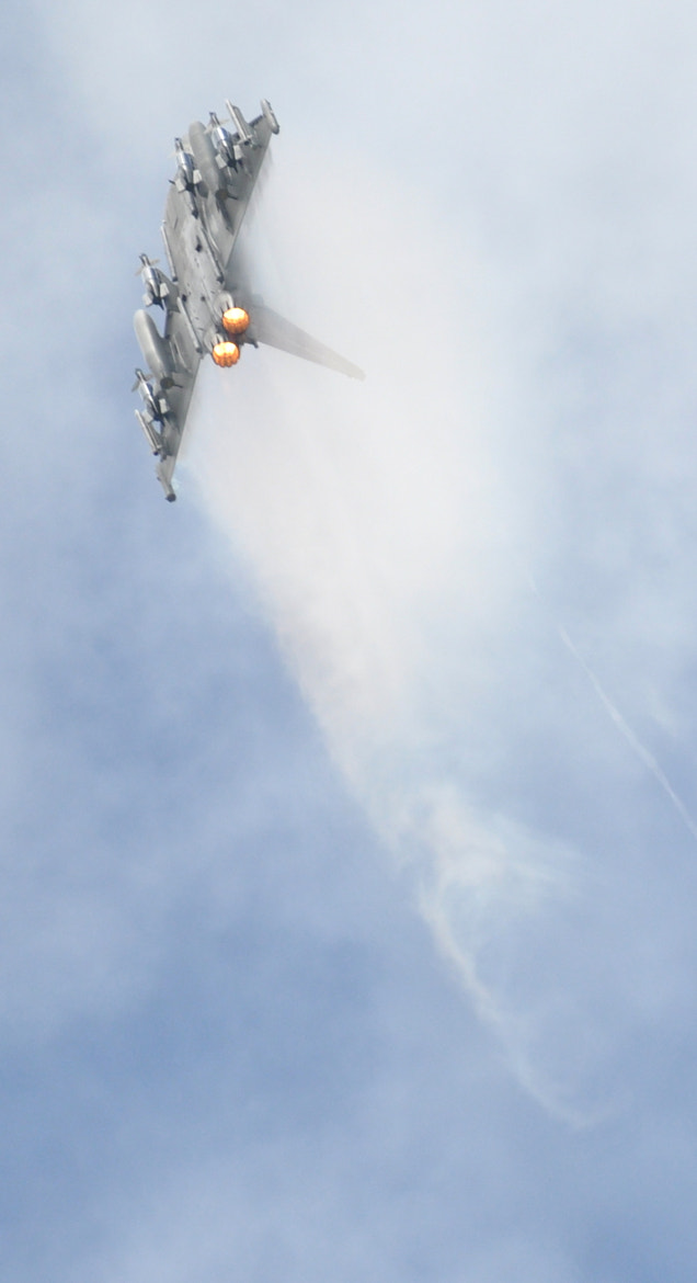Photograph Eurofighter by Rob Hays on 500px