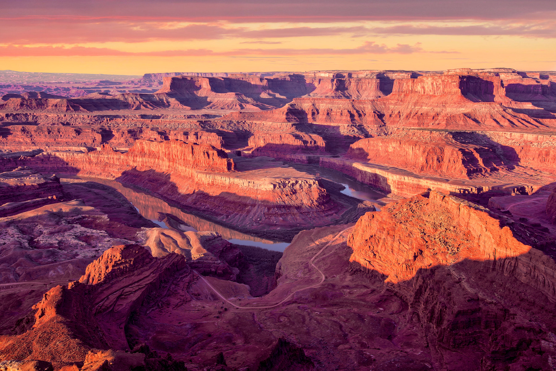 Photograph Dead Horse Point State Park by Stephen Masker on 500px