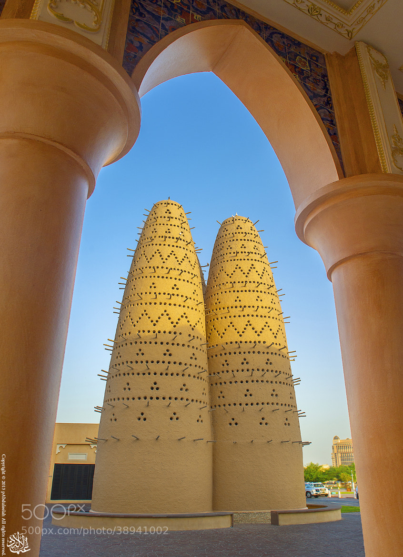 Photograph katara by Abduleelah Al-manea on 500px