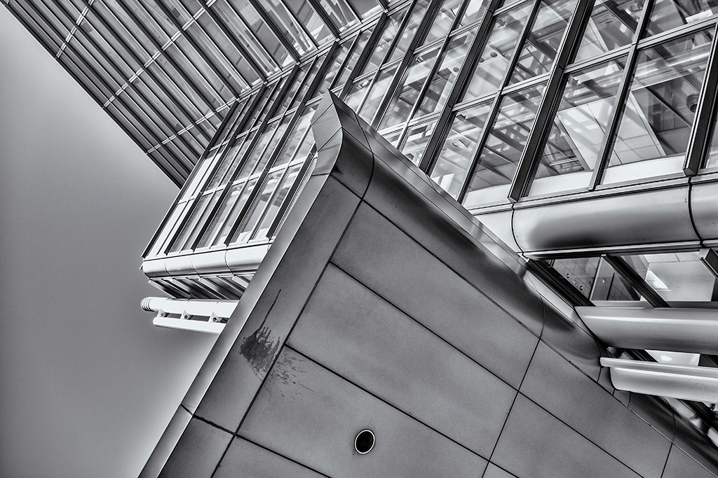 Photograph Moscone Center West building abstract by Joe E on 500px