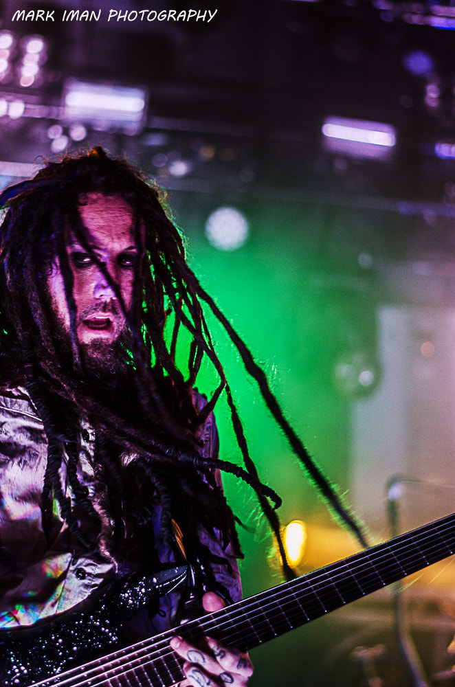"""Photograph Brian """"Head"""" Welch by Mark Iman on 500px"""