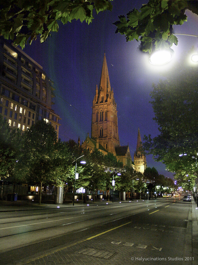 Photograph Swanson St, Melbourne by John Haly on 500px