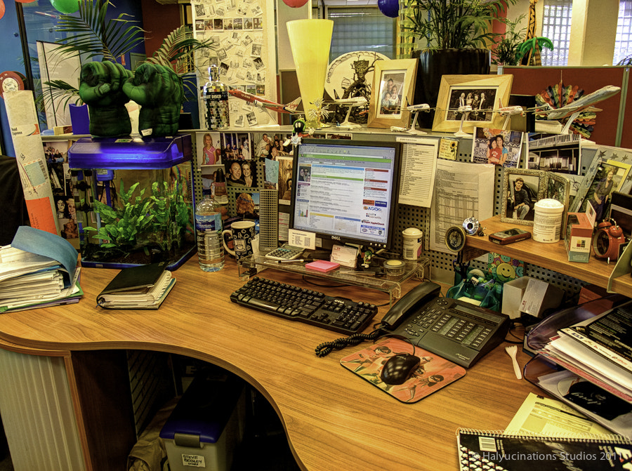 Photograph Personalising your Workstation by John Haly on 500px