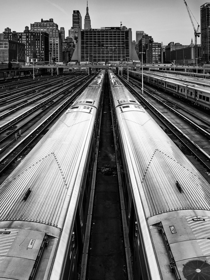 Photograph End of Line by Henry Zhang on 500px