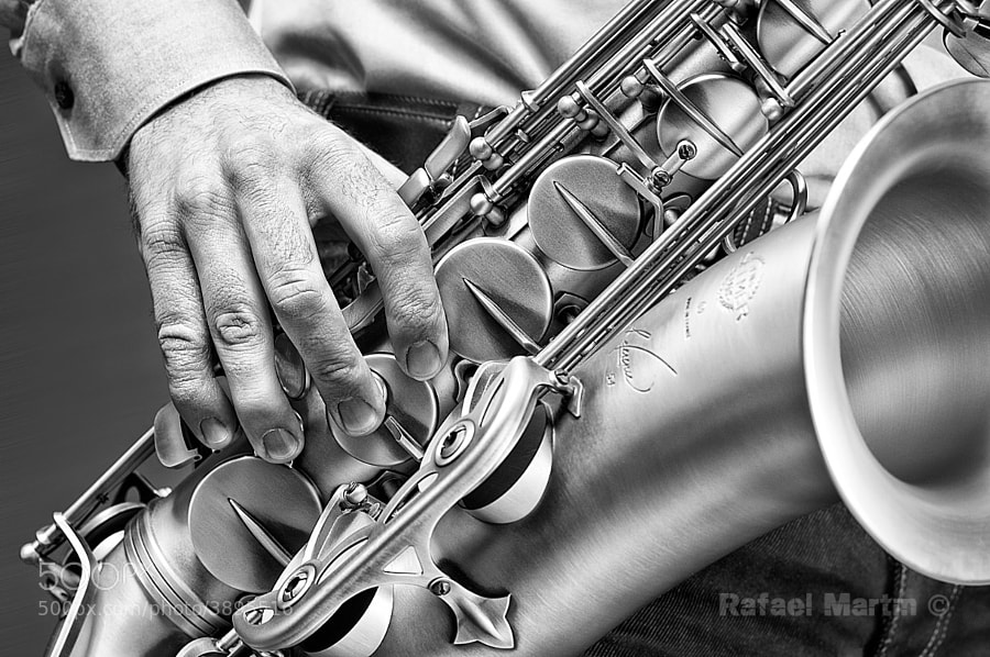 Saxophone by Rafael Martín (UltraFoto)) on 500px.com
