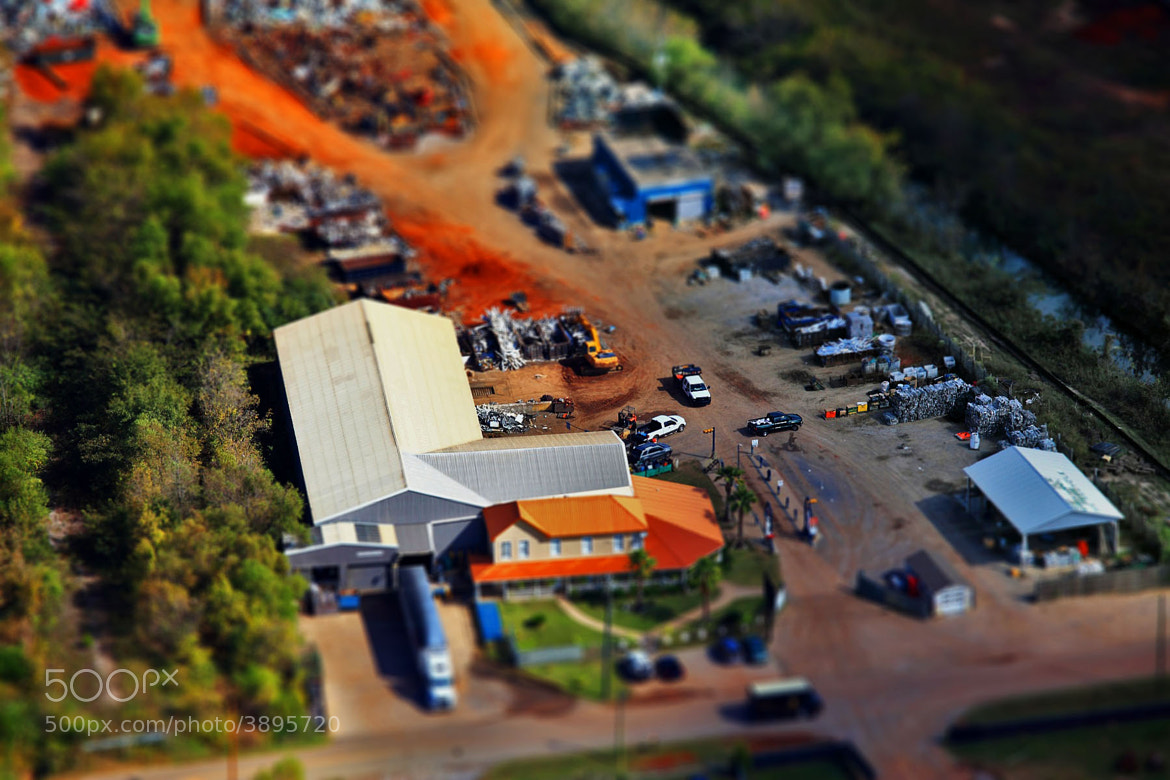 Photograph Miniature Yard Tilt Shit by Steven Ellis on 500px