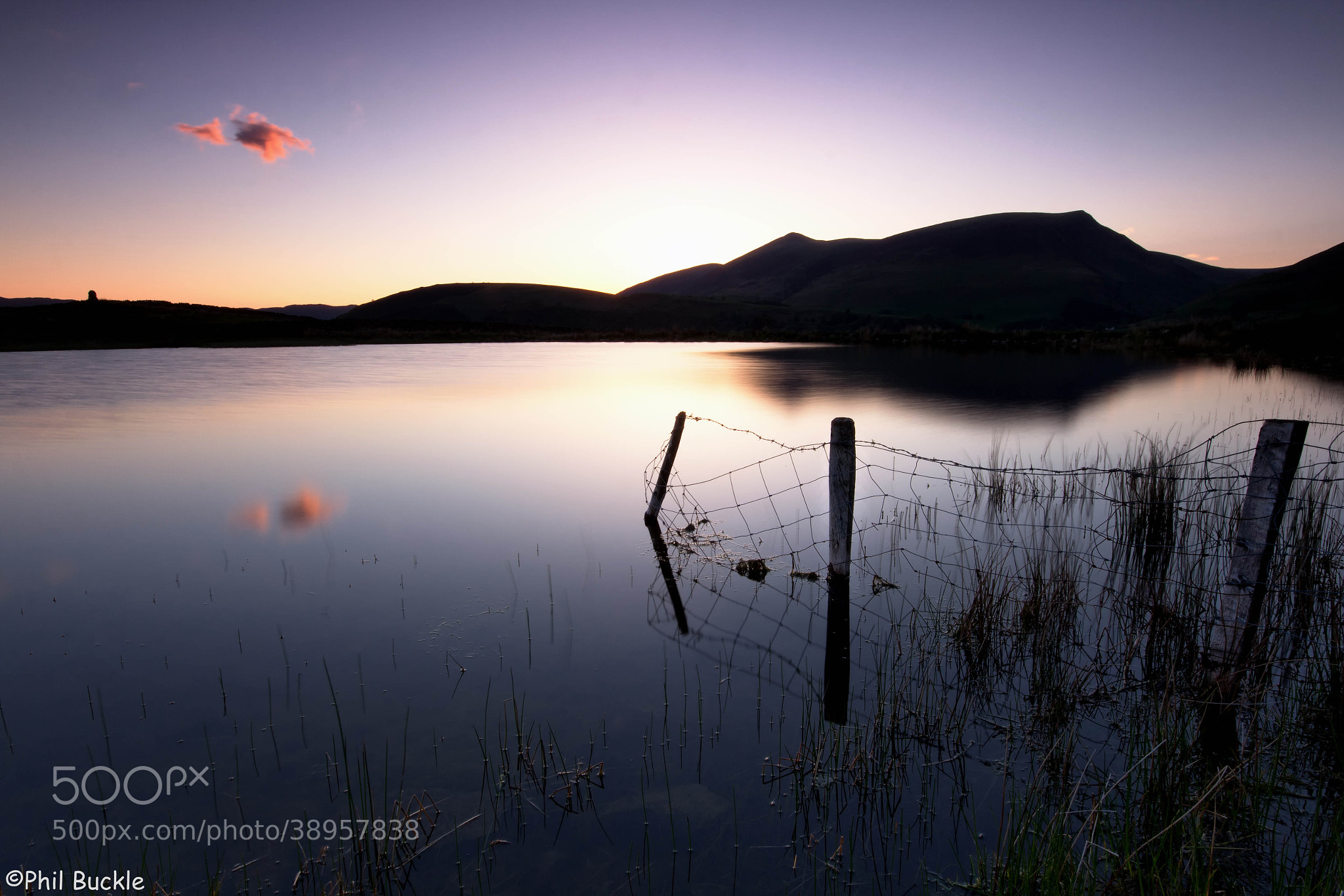 Photograph Skiddaw by Phil Buckle on 500px
