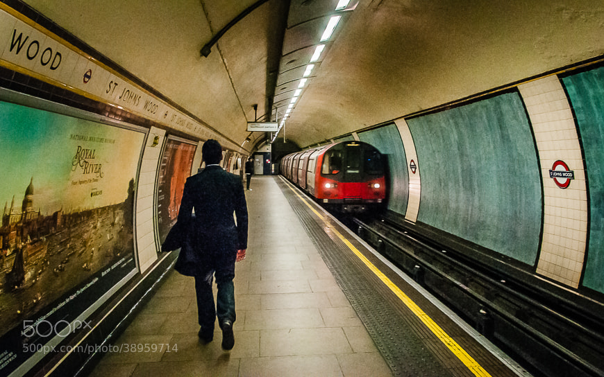 Photograph St. Johns Wood by Keith Custis on 500px