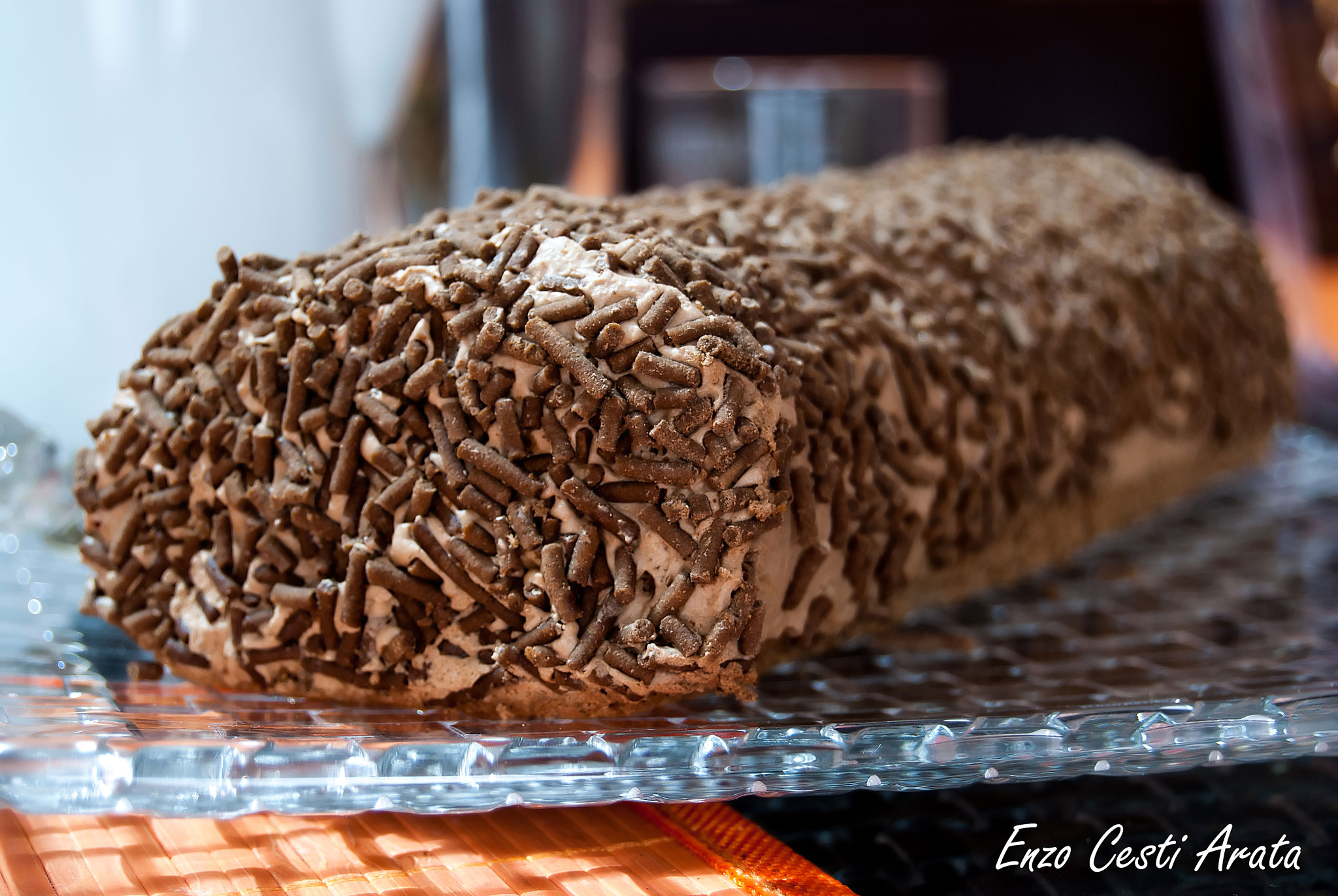Photograph Chocolate Arm by Enzo Cesti on 500px