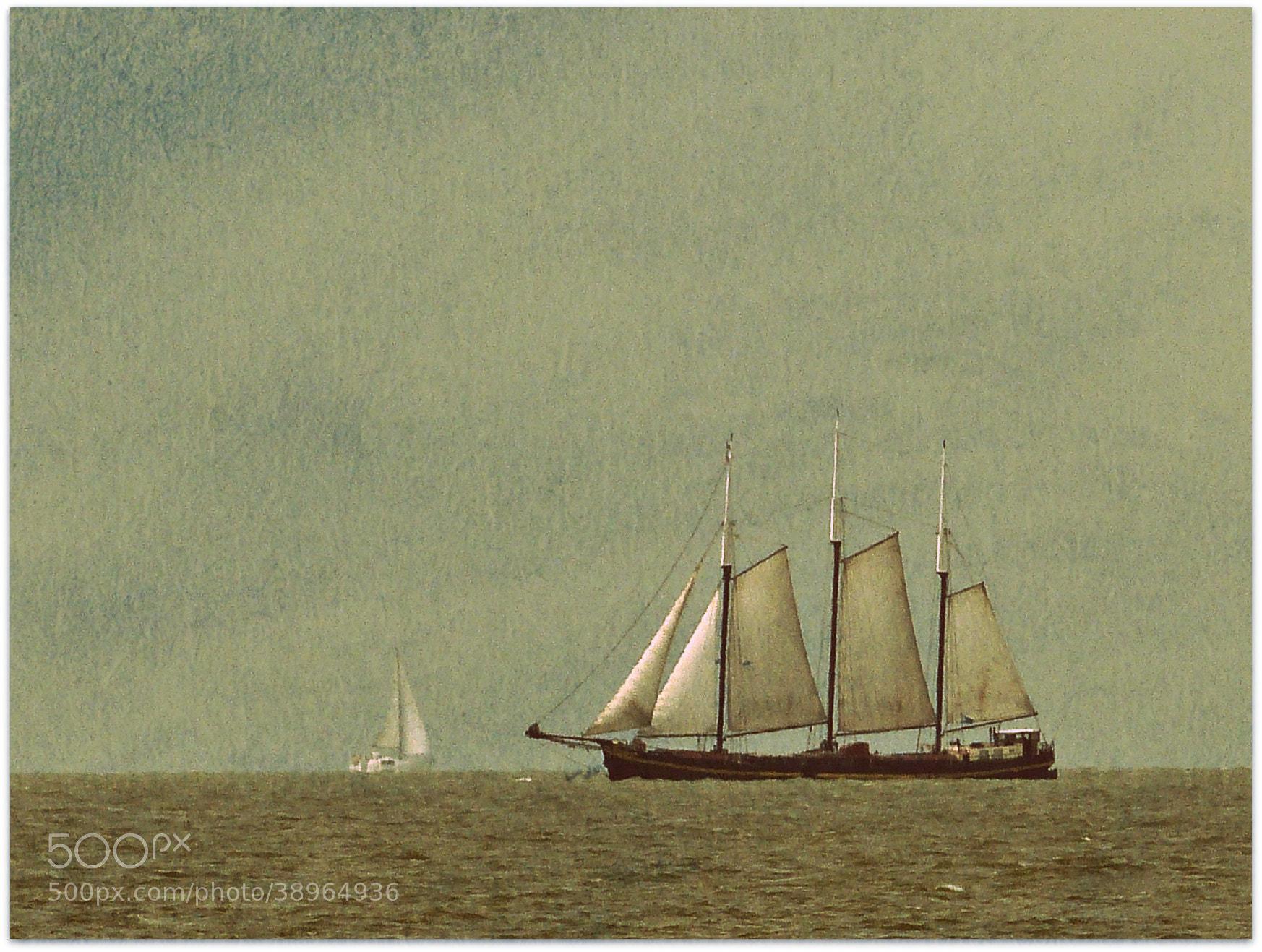 Photograph *Sailing* by Sandra Boolman on 500px