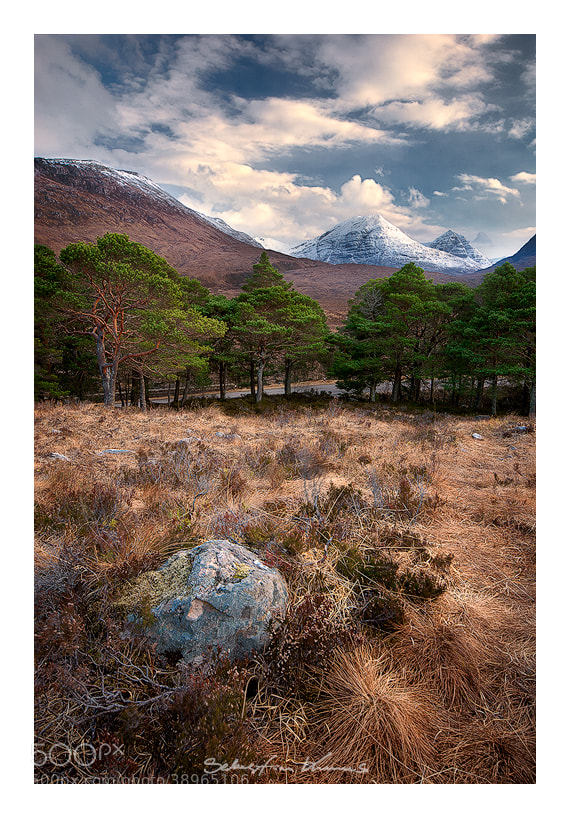 Photograph Beinn Eigh by Sebastian Kraus on 500px