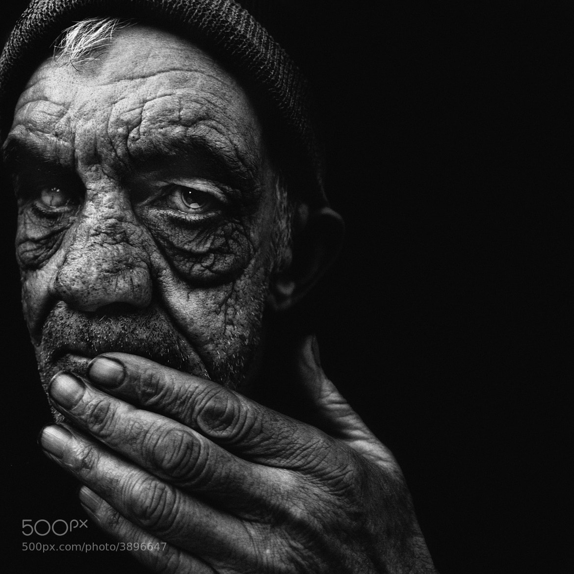 Photograph Tony by Lee Jeffries on 500px
